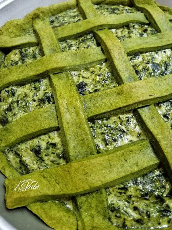 torta salata ricotta e spinaci (2)