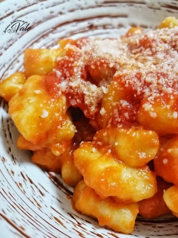 gnocchi senza patate fatti in casa (2)