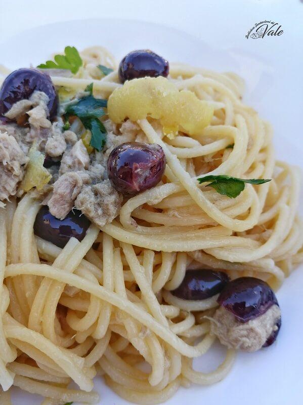 spaghetti tonno e limone (2)