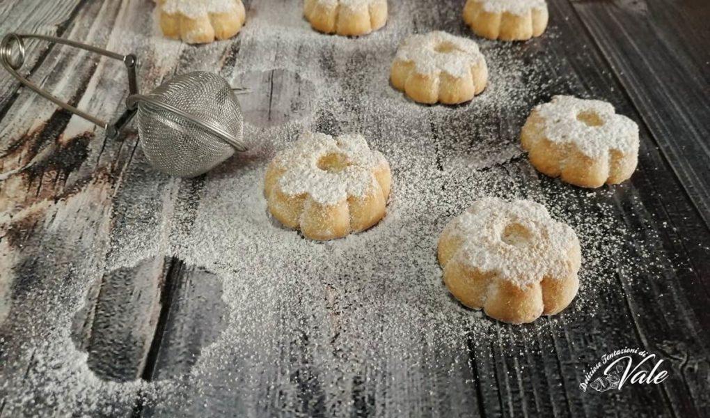 Biscotti che si Sciolgono in Bocca