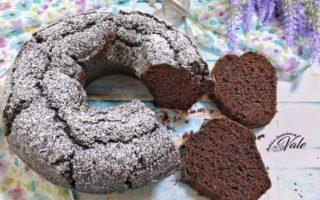 Ciambellone al Cioccolato Extra Soffice (1)