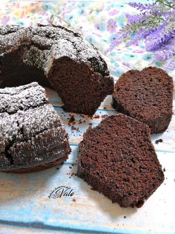 Ciambellone al Cioccolato Extra Soffice (2)