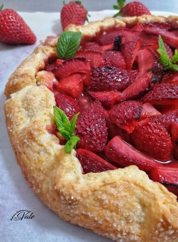 Gallette alle fragole (2)