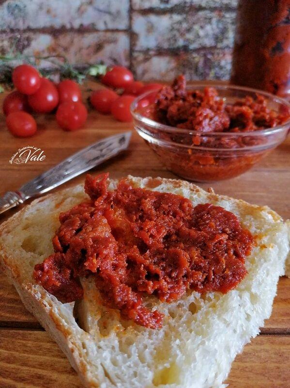Pesto di Pomodori Secchi (2)