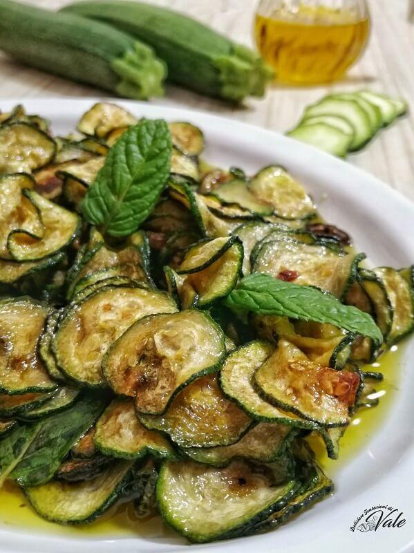 Zucchine alla Scapece (2)