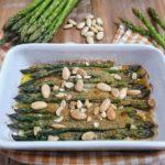 asparagi gratinati al forno light
