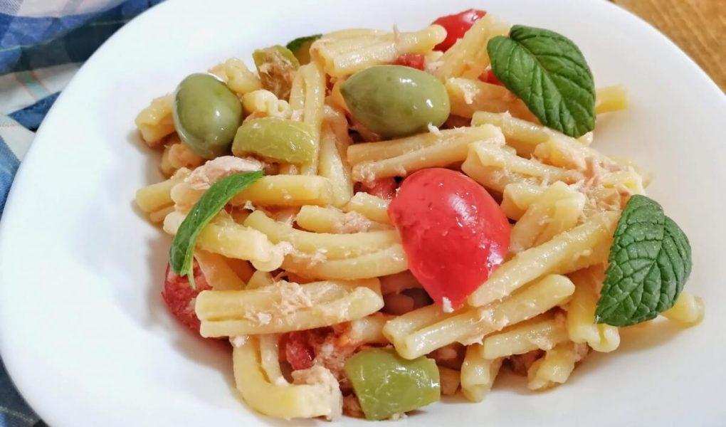 caserecce all'insalata
