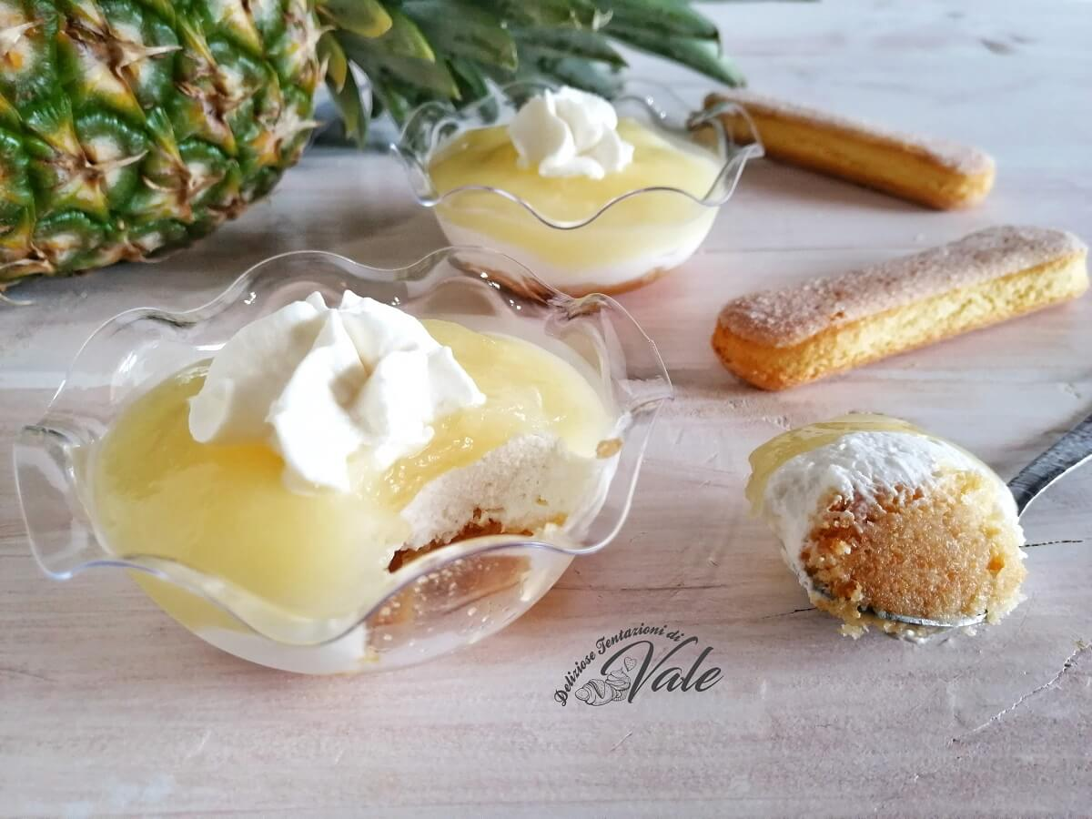 Dolce Freddo all'Ananas