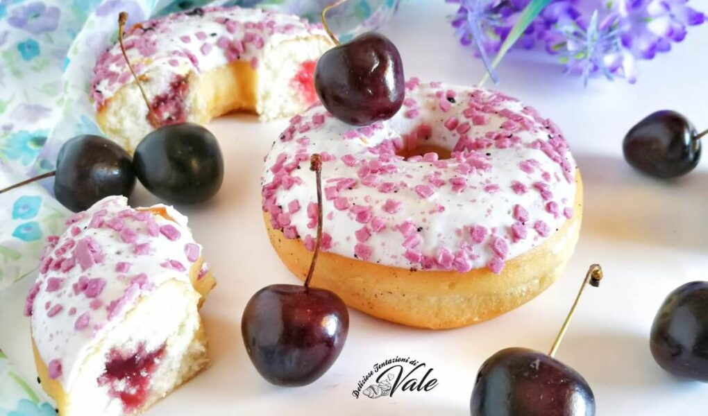Donuts Farciti