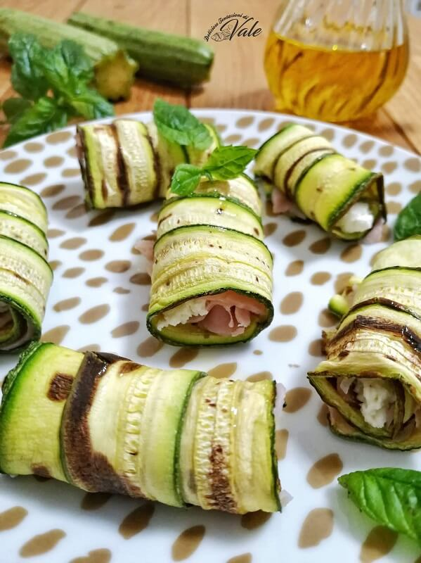 Involtini di Zucchine (2)
