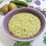 Risotto Zucchine e Patate