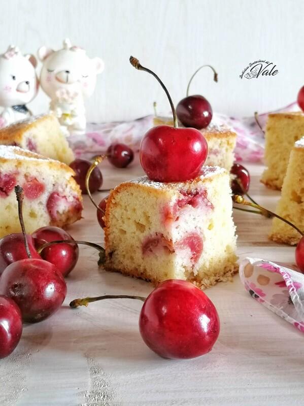 Torta di Ciliegie con Yogurt (2)