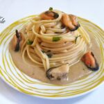 Linguine Cozze e Patate
