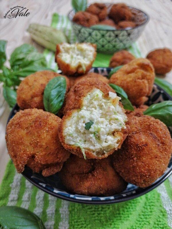 Polpette di Zucchine e Ricotta (2)