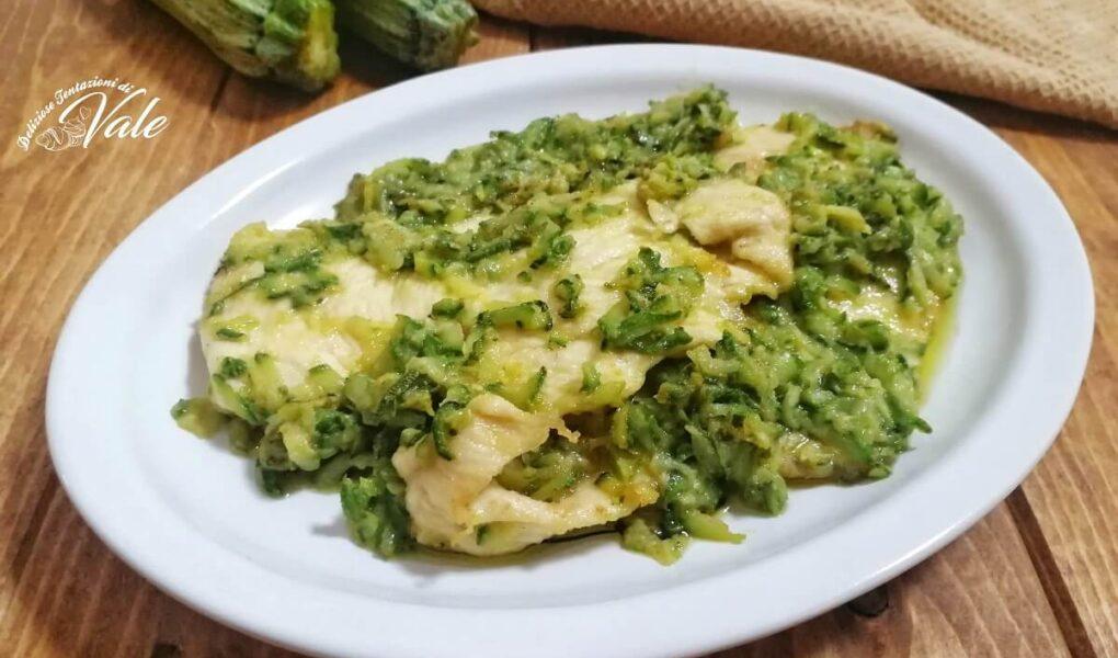 Scaloppine di Pollo alle Zucchine
