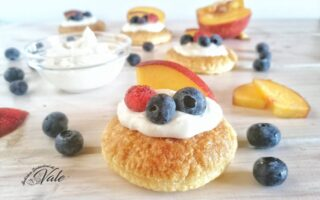 Sfogliatine al Mascarpone e Frutta Fresca