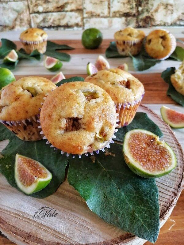 Muffin ai Fichi Freschi (2)
