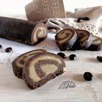 Rotolo al Cioccolato Senza Cottura