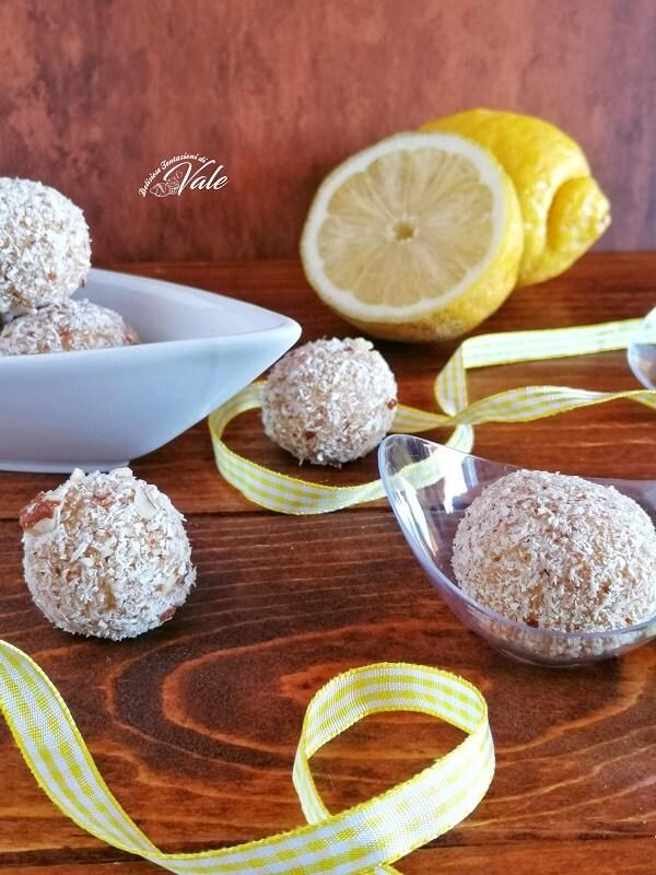 Tartufini Cocco e Limone (2)
