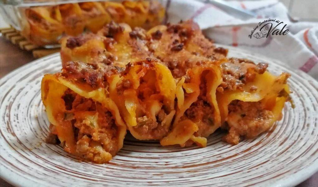 Cannelloni di Carne e Ricotta al forno