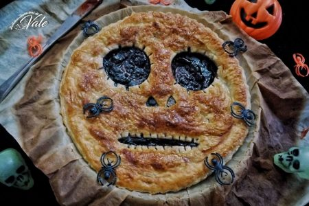 Crostata Mostruosa di Halloween