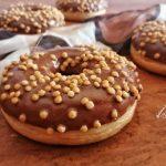 Donuts alla Nutella sia fritti che al forno
