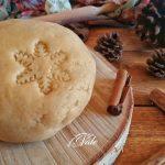 Pasta Frolla alla Cannella con e senza burro