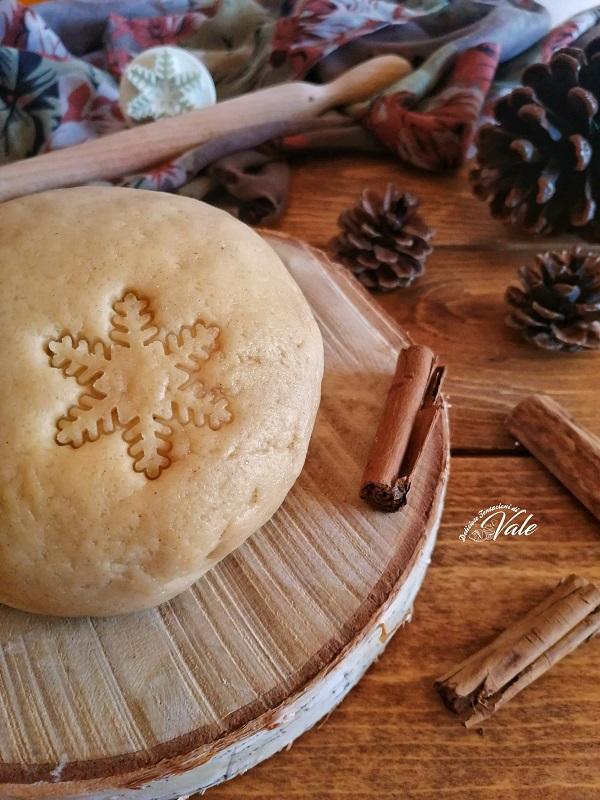 Pasta Frolla alla Cannella ricetta con e senza burro