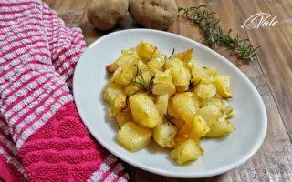 Patate al Burro in padella o in forno