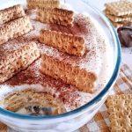 Delizia di Latte e Biscotti