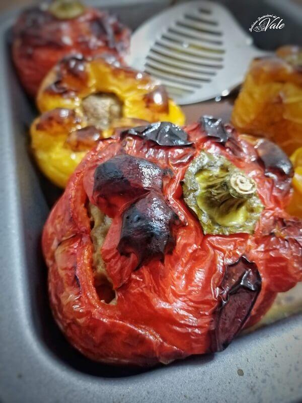 I Peperoni Imbottiti con Carne