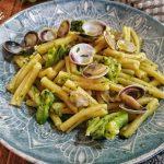 Pasta con Broccoli e Vongole