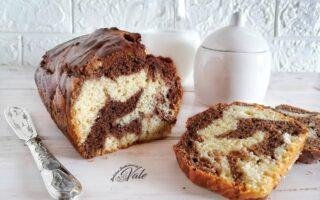 Plumcake Vaniglia e Cioccolato