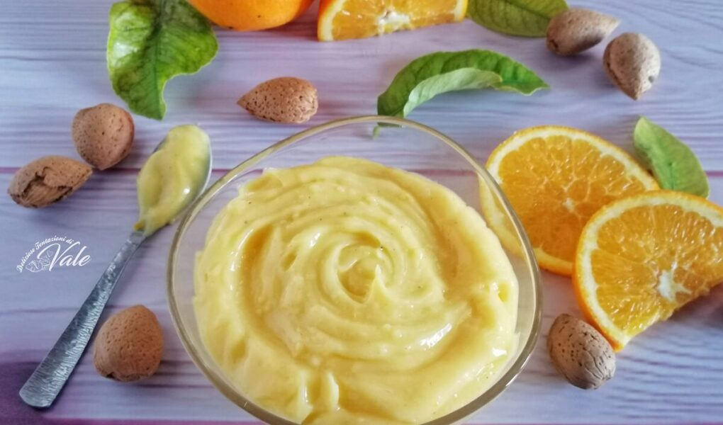 Crema di Arance e Mandorle