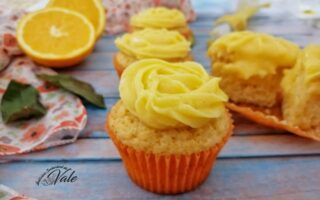 Cupcake al Pandoro