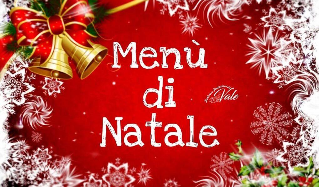 Menù di Natale 2020 dall'aperitivo al dolce