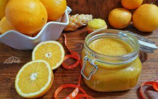 Pasta di Arance per aromatizzare diversi dolci