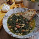 Zuppa di Fagioli e Scarole