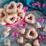 Ciambelline a Cuore fritte senza lievitazione (2)