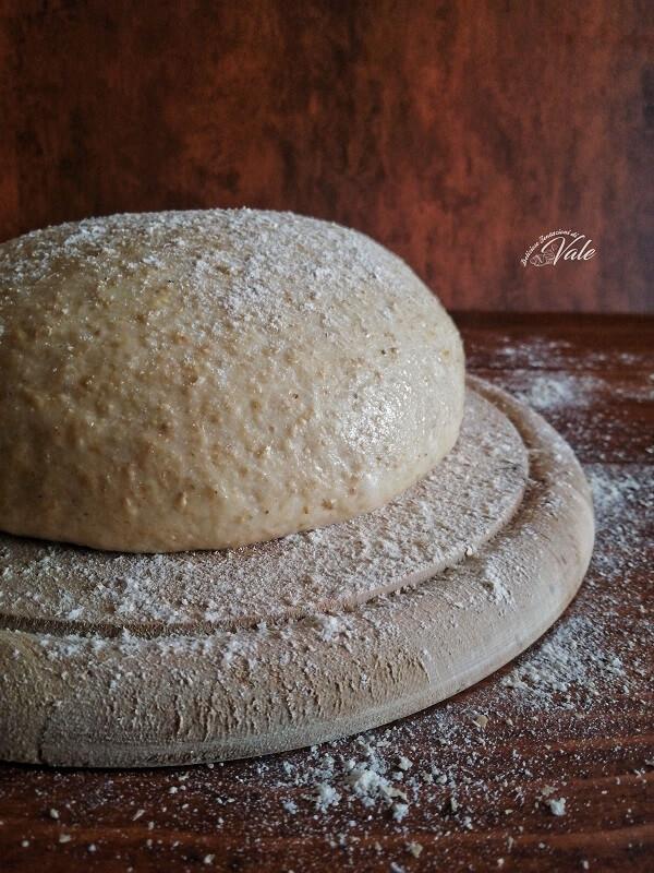Pasta Brioche Integrale senza burro