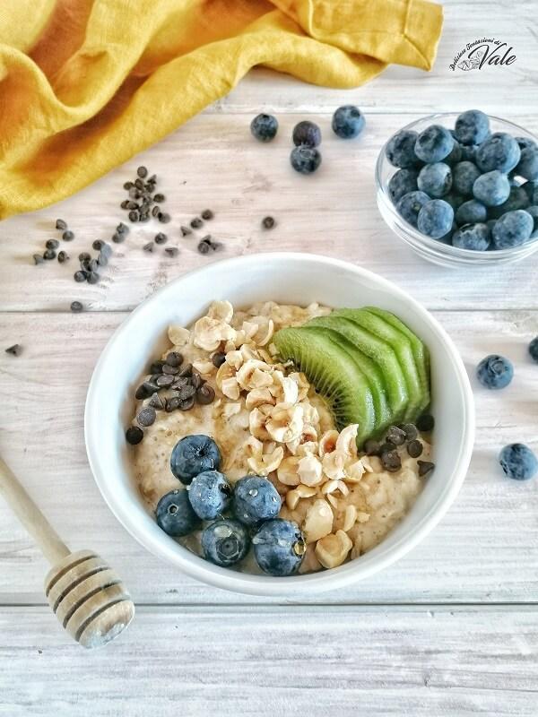 Porridge la ricetta classica
