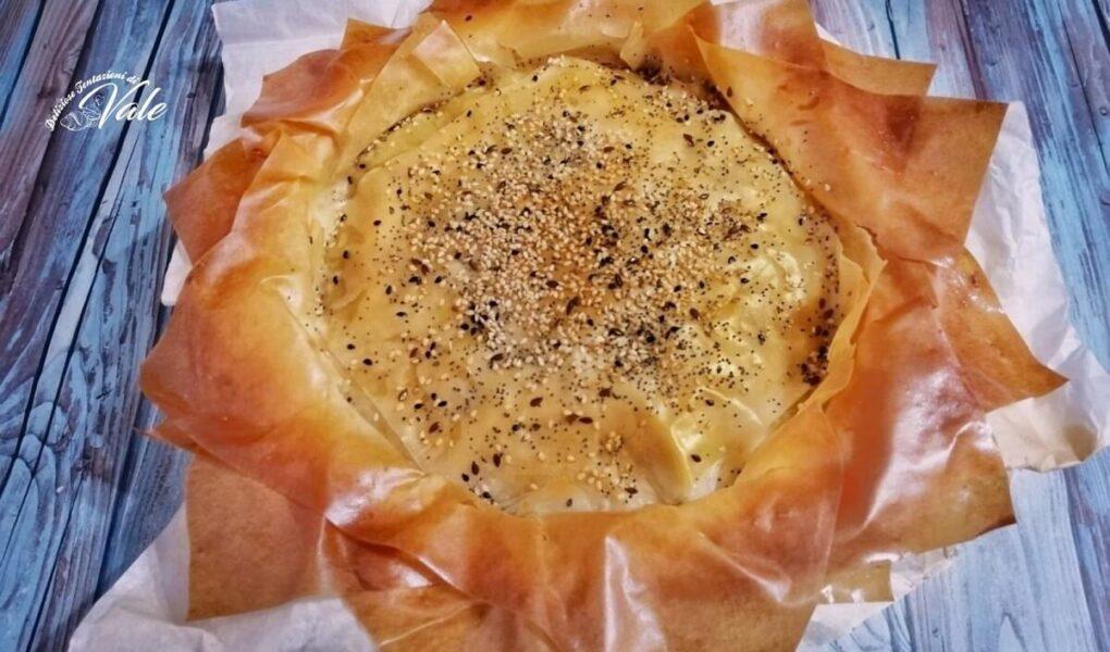 Torta Salata di Pasta Fillo