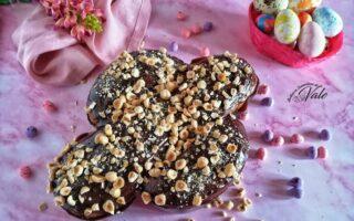Colomba alla Nutella ricetta veloce