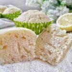 Muffin Light al Limone