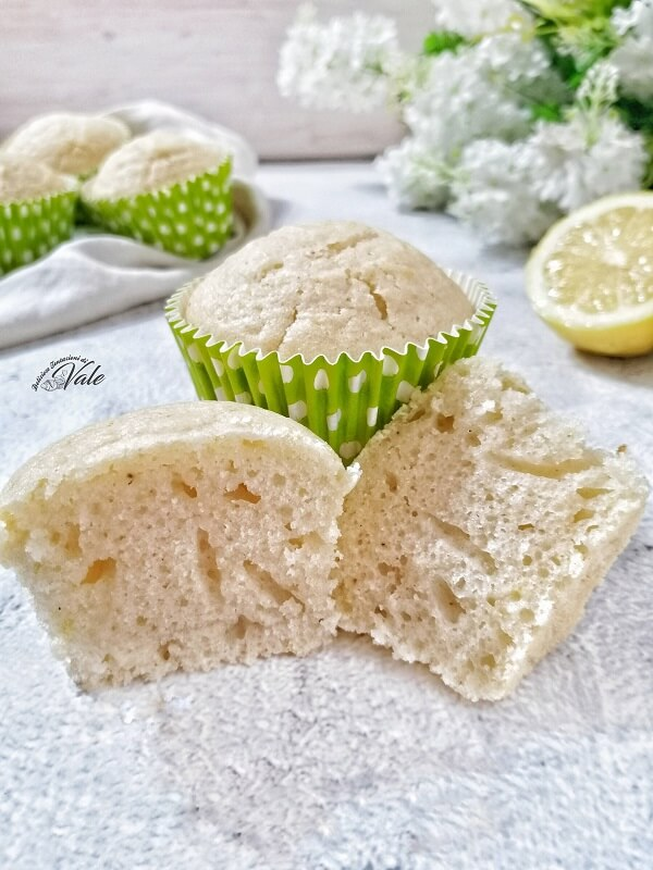 Muffin al Limone Light
