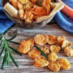 Chips di Carote Croccanti