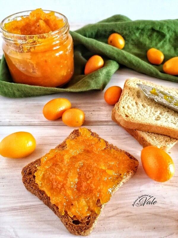 Marmellata di Kumquat fatta in casa