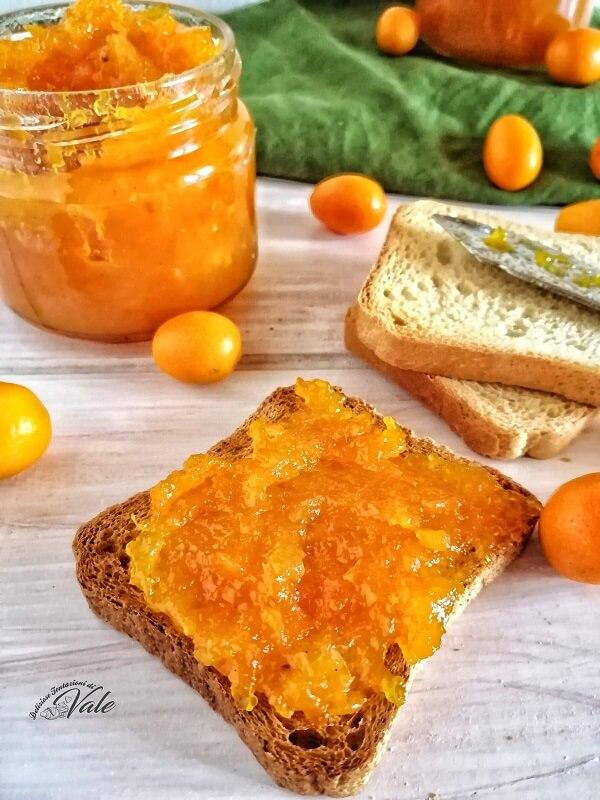 Marmellata di Kumquat (mandarini cinesi)