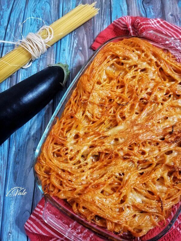 Spaghetti al Forno saporiti