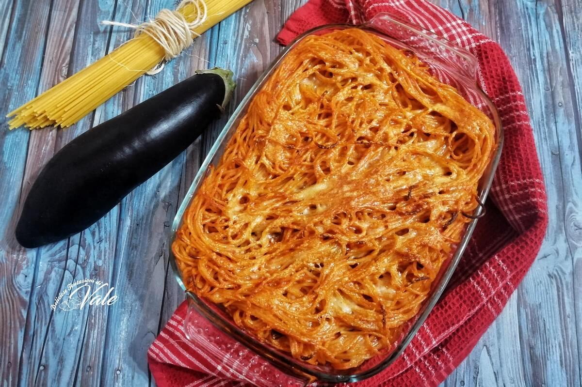 Spaghetti al Forno semplici